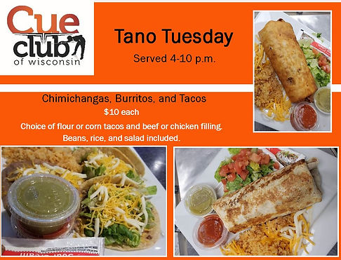 Tano Tuesday Menu.JPG