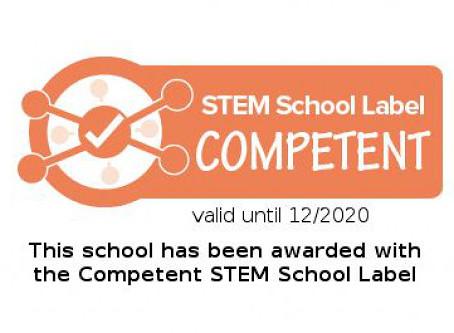 OKULUMUZ eSafety ve STEM School Etiketlerini Almaya Hak Kazandı.