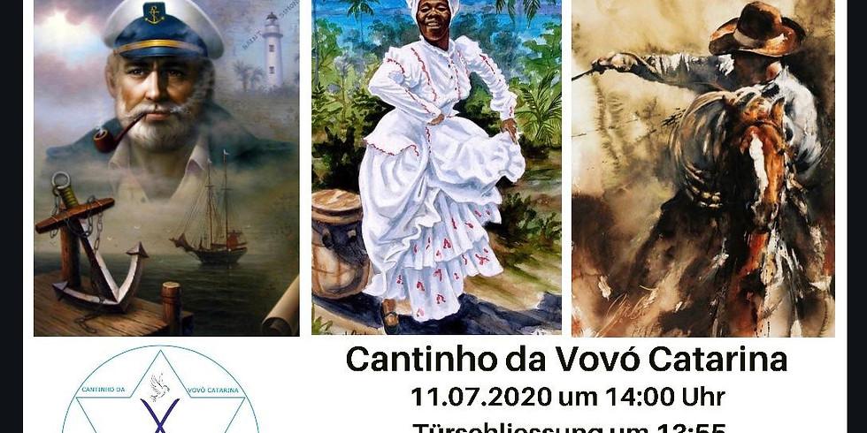 GIRA de Marinheiro / Baianos e Boiaderos