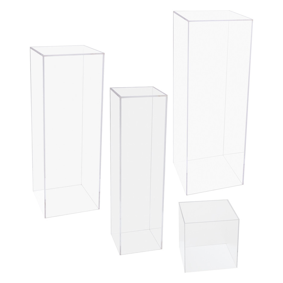 Acrylic Columns