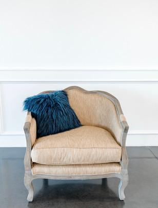 Oversized Farmhouse Chair