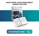 Japan wind Energy Market Analysis