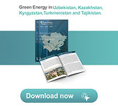Renewable Projects Portfolio in Central Asia