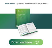 Top Solar & Wind Projects in South Korea