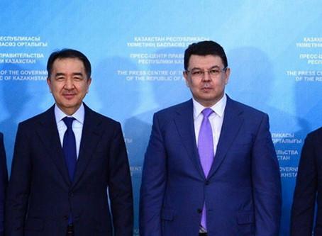 KAZAKHSTAN'S MINISTER OF ENERGY KANAT BOZUMBAEV INVITED INTERNATIONAL INVESTORS TO TAKE PART IN RENE