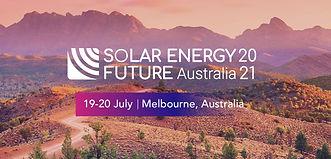Solar Energy Future Australia 2021