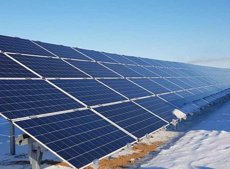 CENTRAL ASIA'S LARGEST SOLAR POWER PLANT LAUNCHED IN KARAGANDA REGION