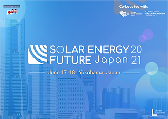 Solar Energy Future Japan 2021