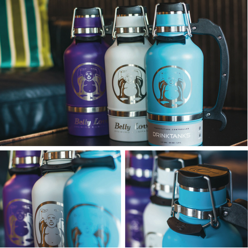 Drinktank Growlers