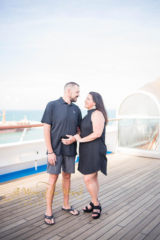 cruise wedding photography