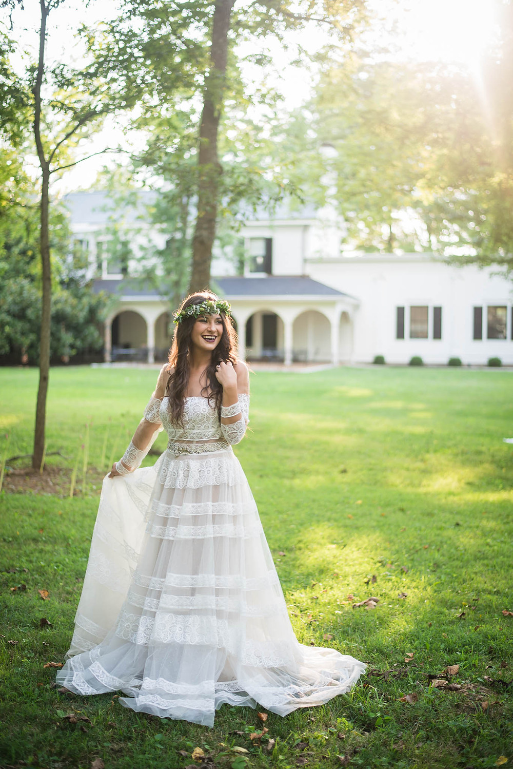 Ashford Acres Inn Boho Bride