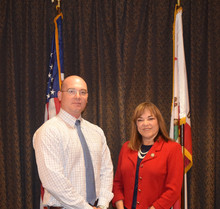 Luncheon with Loretta Sanchez