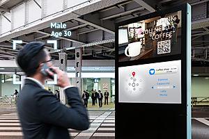 Intelligent Digital Signage , Augmented