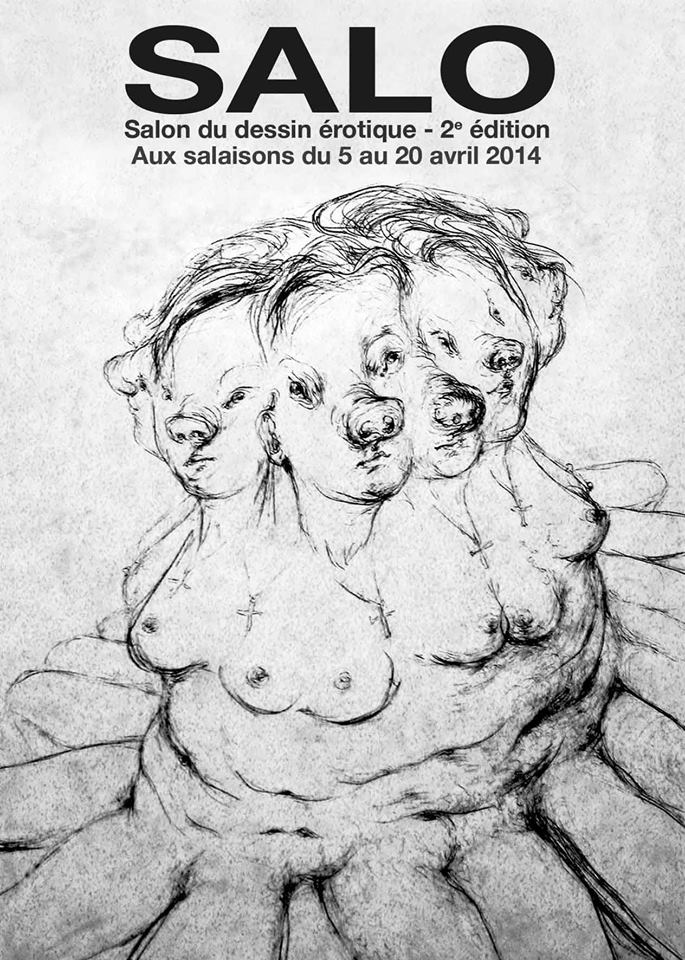 Salon du dessin érotique
