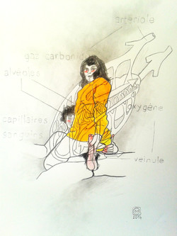 Tamina Sutra n°0, 2014