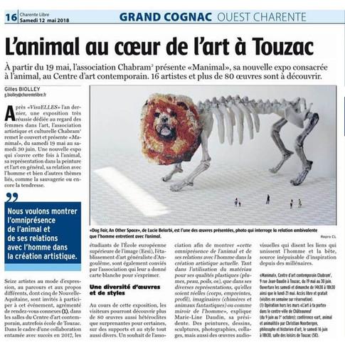Journal Régional Grand Cognac