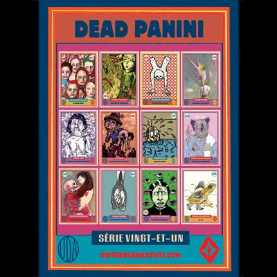 dead panini série 21