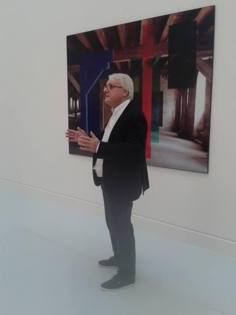 Jean Mairet présente sa collection