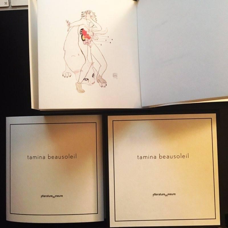 Coffret Tamina Beausoleil