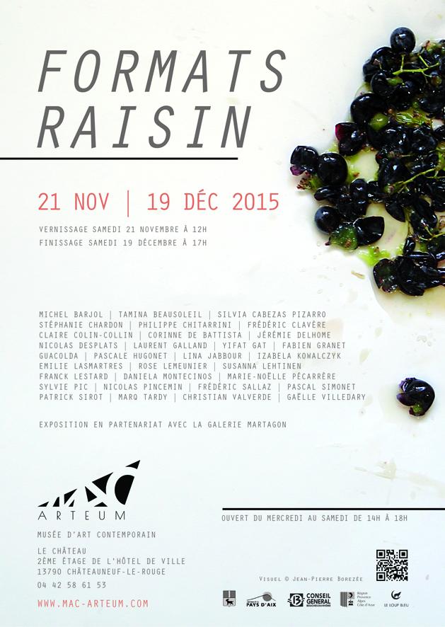 Formats raisins