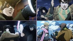 JoJo's Bizarre Adventure S1 Episode 19 Summary