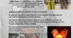 23.05.2015   Nepal Erdbebenhilfe Flohmarkt