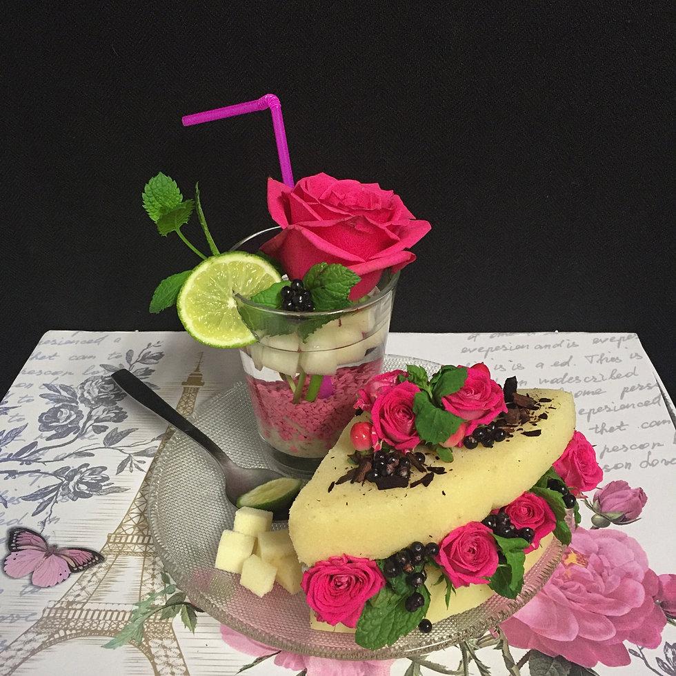 composition florale rose rh04 jornalagora. Black Bedroom Furniture Sets. Home Design Ideas