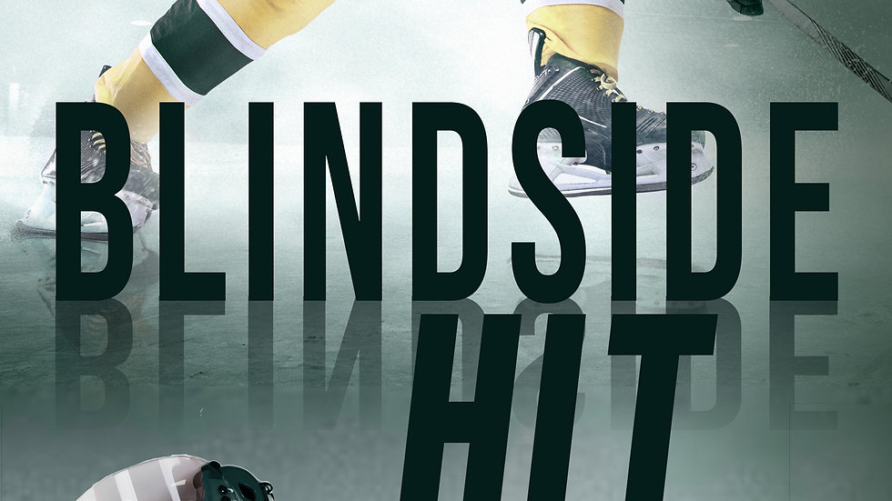 Softcover copy of Blindside Hit