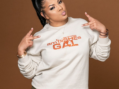 3 tips on how to rock your am'biSHEs Gal hoodie or sweatshirt