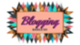abstract header design blogging basics 101
