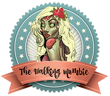 Mommy Blogger | The Walking Mombie