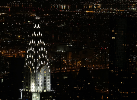 See The Chrysler Building's Proposed Observation Deck