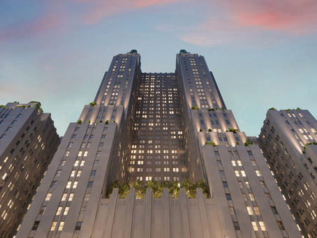 First Look Inside The New Waldorf Astoria