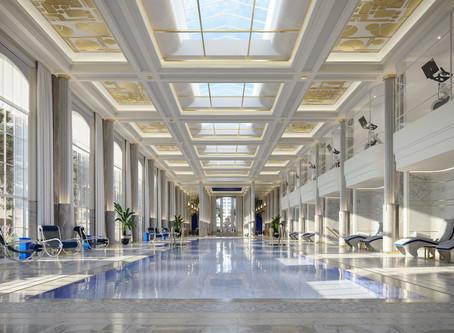 REVEALED: Waldorf Astoria New Looks ^_^