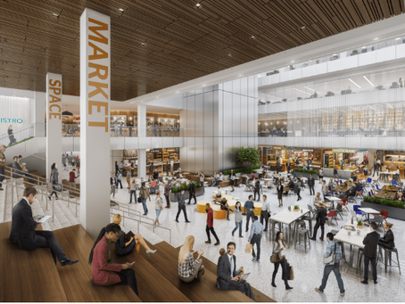New Food Hall In Midtown's Citigroup Building