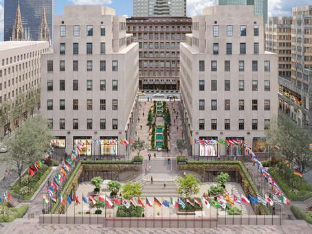Rockefeller Center Gets LPC Approval