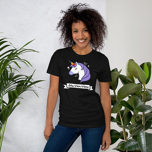 She/Her/Hers T-Shirt