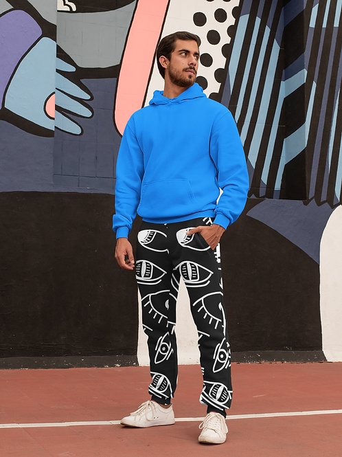 All Eyes Joggers