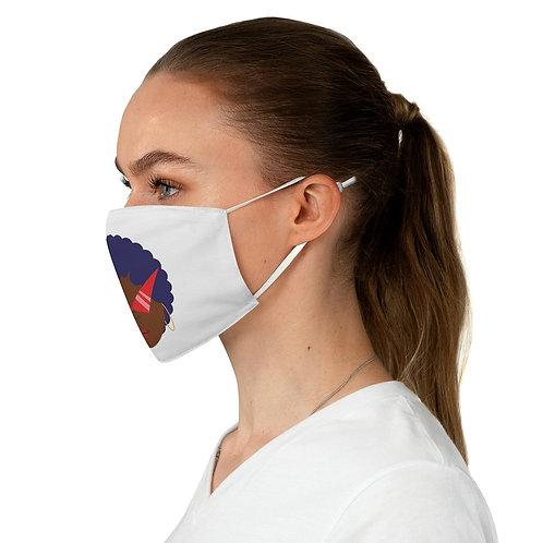 Blerd Girl Face Mask