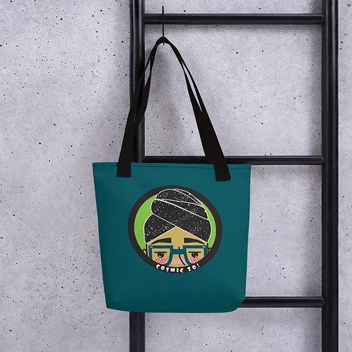 Cosmic Zo! Tote bag
