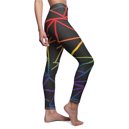 Fractured Rainbow Leggings