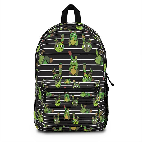 ZomBunnies Backpack - Black