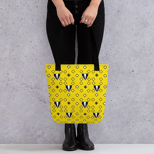 Huff N Puff with this Tote bag