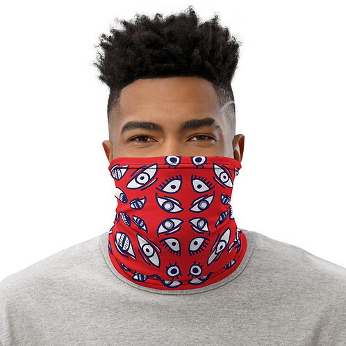 All Eyes on this Neck Gaiter