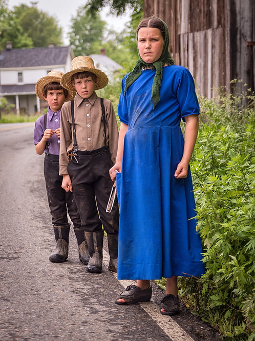The Amish People of Pennsylvania