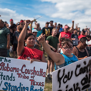 Resistance at Standing Rock 2016