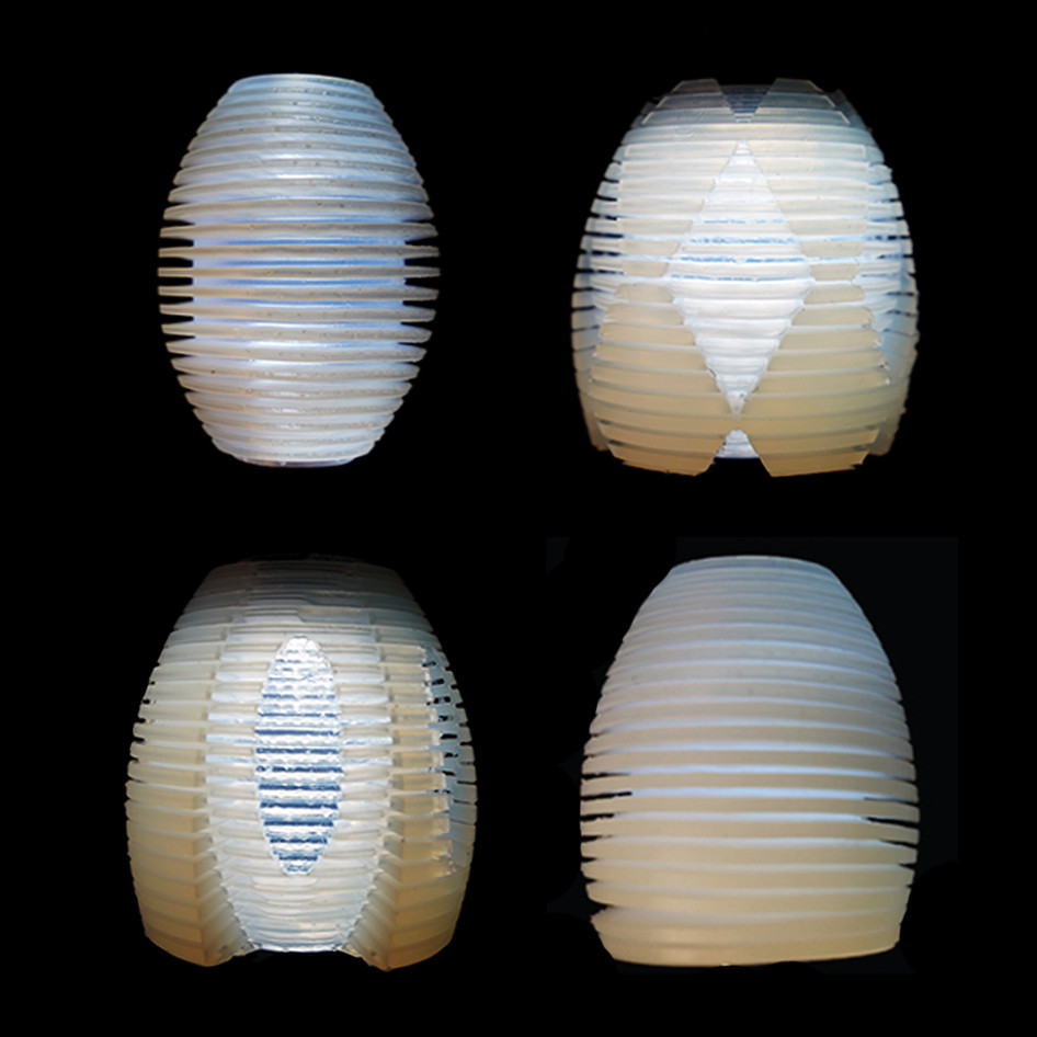 Light Shell Logs | Independent Research Project, MIT