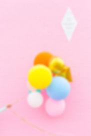 Композиции из водушных шаров