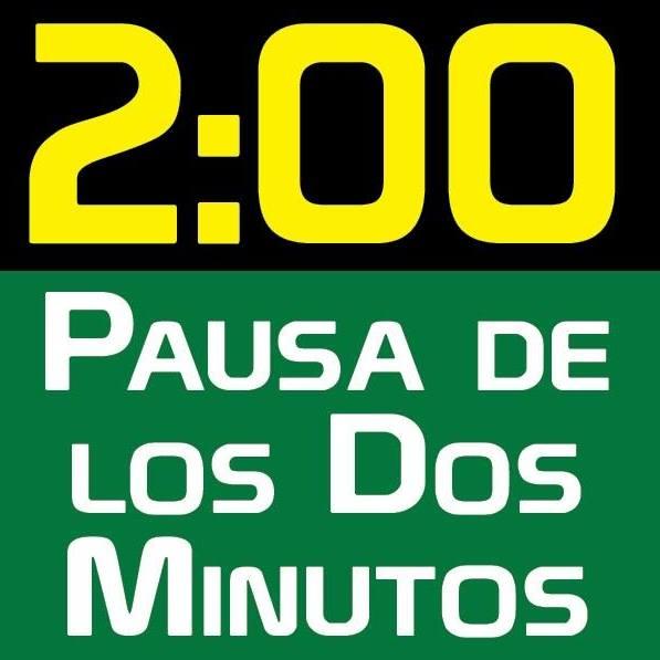 Pausa de los 2 minutos