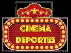 CINEMA DEPORTES